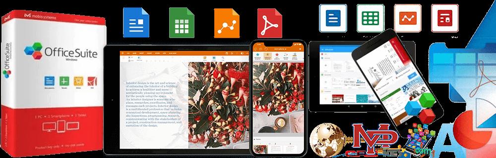 OfficeSuite Pro v10.9.22302 For Android 直裝高級解鎖版 安卓應用 第2张